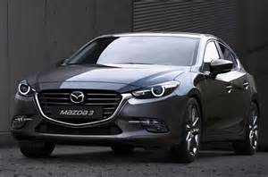 improved mazda 3 to arrive in october
