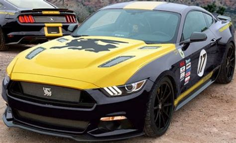 special shelby american terlingua mustang extravaganzi