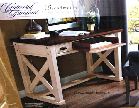 Writing Desk Costco by Costco Universal Furniture Broadmoore Writing Desk 359