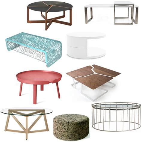 get the look 55 coffee cocktail tables stylecarrot