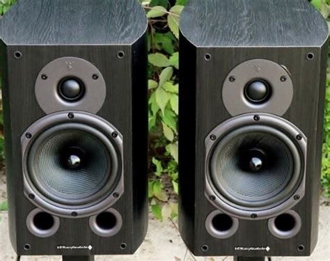 wharfedale 91 bookshelf speakers with wall stands