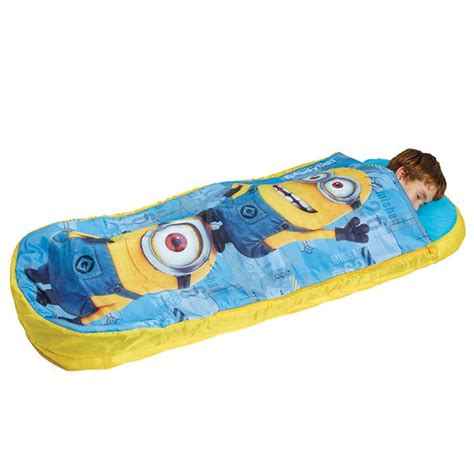 New Sale Sleepingbag Matras Spon readybeds bed sleepover cing disney