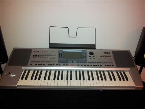 Keyboard Korg Pa50sd Second korg pa50sd image 280791 audiofanzine