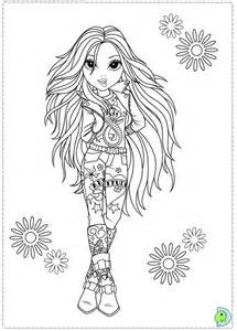These moxie girlz coloring pages for free moxie girlz coloring