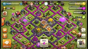 Coc th8 trophy base 2015 clash of clans town hall 8 th8 trophy base