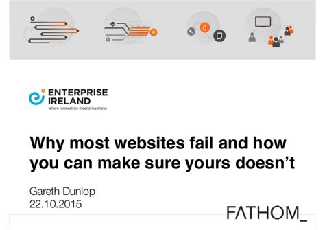 website where you can draw why most websites fail and how you can make sure yours