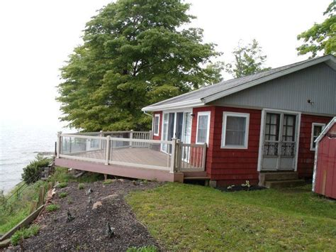 Cottages For Rent On Lake Erie erie vacation rental vrbo 557013 2 br great lakes cabin in pa front cottage on lake