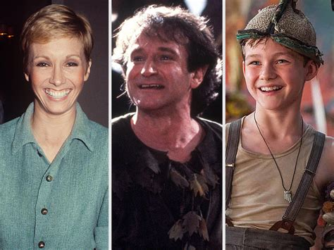 who is the actor playing peter pan in commerical for geico mary martin robin williams and levi miller actors who