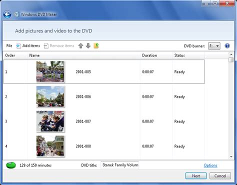 tutorial movie maker windows 8 español creating video dvds with windows dvd maker part 2