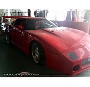 All About Cars Corvette Transformation Into Ferrari F40