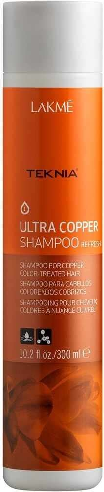 Lakme Teknia Ultra Refresh Shoo 300ml lakm 233 teknia ultra copper shoo refresh 300 ml