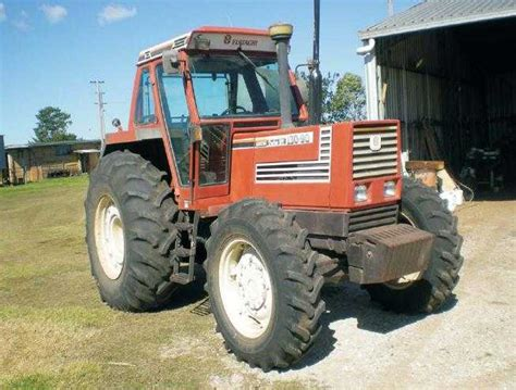 tractor for sale qld fiat 130 90 tractor