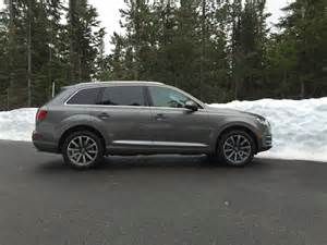 2017 audi q7 graphite grey metallic car wallpaper
