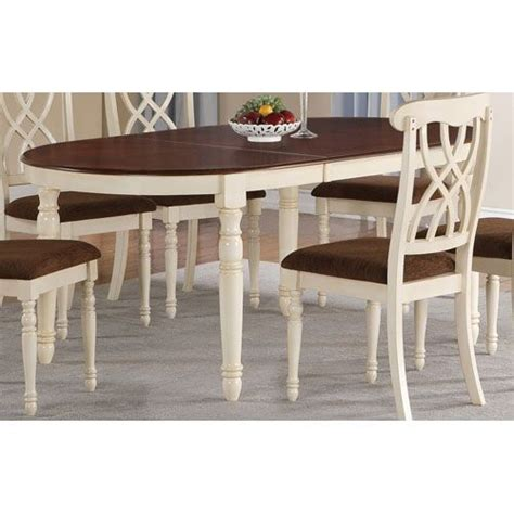 Dining Table White Legs 1000 Ideas About Oval Dining Tables On Pinterest Furniture Companies Dining Tables And