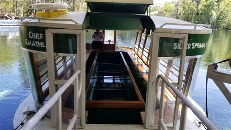 glass bottom boat tours silver springs florida silver springs state park wild monkeys and glass bottom