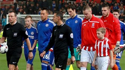 Chelsea Prematch 1417 pre match briefing stoke city v chelsea news official