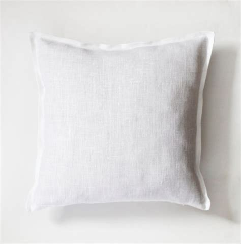 white couch with pillows white pillow white pillow cover white natural fabric