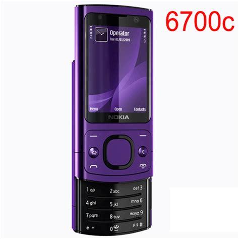 aliexpress mobile aliexpress com buy original nokia 6700s 6700 silder