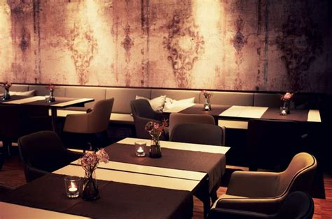 gastronomie design restaurant innenarchitektur