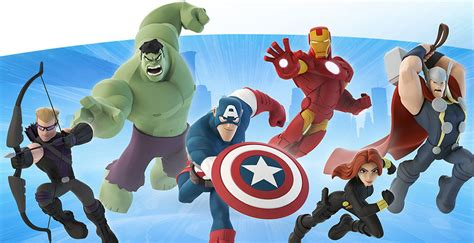 disney infinity official site disney infinity marvel heroes revealed with