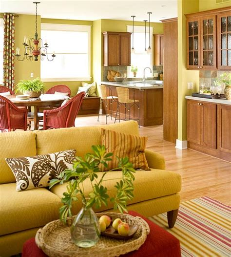 yellow and green living room ideas 15 green living room design ideas