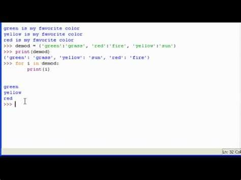 python tutorial def full download python programming tutorial tutorial 8 def