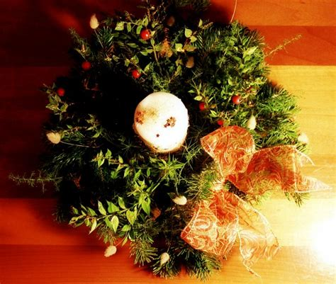 centro tavola natalizi fai da te centrotavola natalizio fai da te