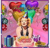 Happy Birthday Marilyn Monroe Picture 113256327  Blingeecom