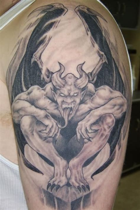 gargoyle tattoo gargoyle tattoos designs ideas and meaning tattoos for you
