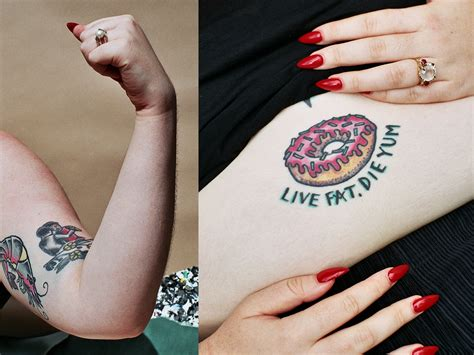 tattoo meaning youth tattoo meaning young women trend body image photos