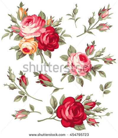 design flower rose rose flower stock images royalty free images vectors