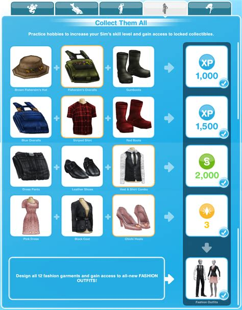 Fashion Design Quest Sims Freeplay | sims freeplay quests and tips hobbies fashion design