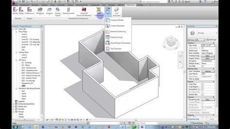 revit interface tutorial cm series revit 2013 user interface youtube