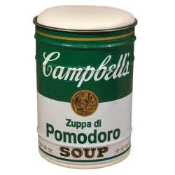 Studio Simon Andy Warhol Campbell S Soup Can At 1stdibs