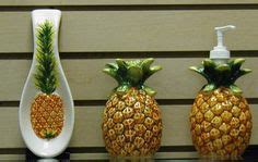 1000 images about pineapple kitchen decor on