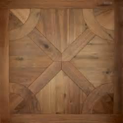 Beige Trellis Rug Parquet Patterns Hardwood Flooring Los Angeles By