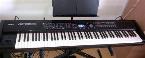 Keyboard Roland Rd 700 roland rd 700gx image 453295 audiofanzine