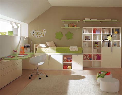 bedroom  kids inspirations  berloni digsdigs