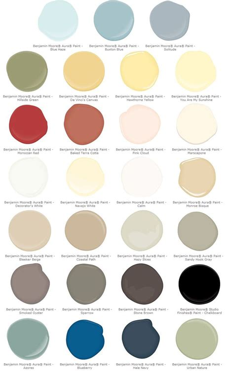 pottery barn colors paint colors that work