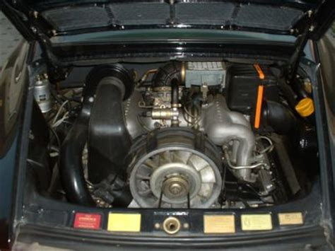 Porsche 911 Motor Aufkleber by Porsche 911 3 2 Porsche 911 Porsche 356 Speedster