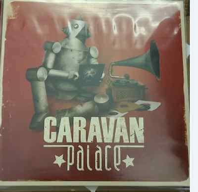 electro swing vinyl popsike com caravan palace s t 2 lp vinyl reissue