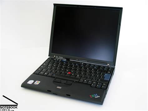 Laptop Lenovo X61 review ibm lenovo thinkpad x60s notebook notebookcheck net reviews