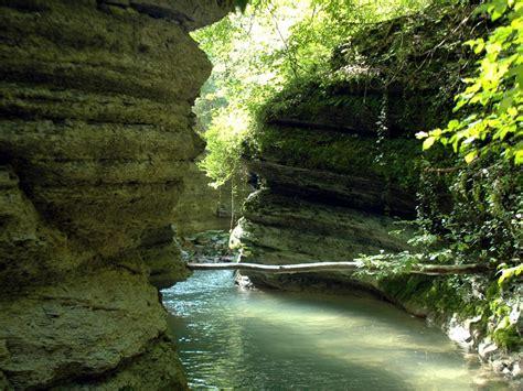 giardini di veio the mortari sinkholes and other karst phenomena visit