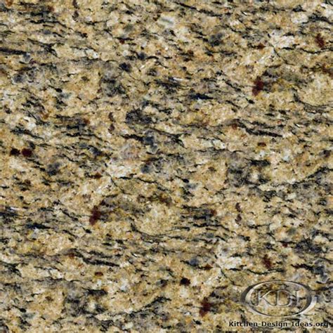 Kitchen Countertop Backsplash Ideas Golden King Granite Kitchen Countertop Ideas