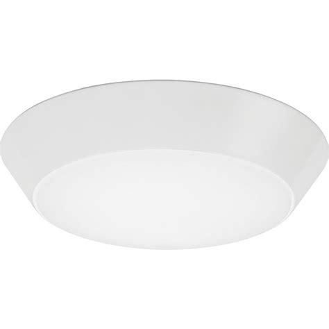 low profile surface mount led lighting lithonia lighting 4 ft 41 watt white integrated led low