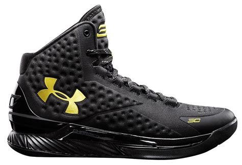 black and gold armour basketball shoes armour curry one black gold release date 158723 008