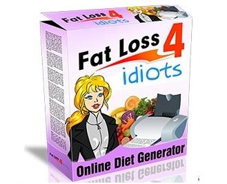 weight loss 4 idiots loss 4 idiots updated weight loss program by