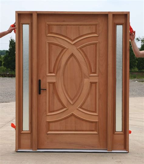 wooden door designs pictures 25 best images about door design on pinterest craftsman