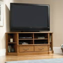 tv stands corner corner tv stand in carolina oak 403818