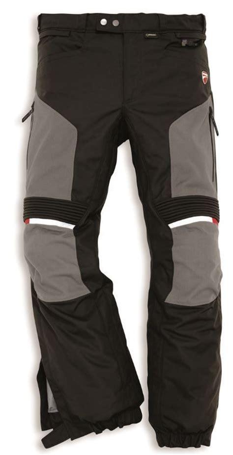 Ducati Motorradbekleidung Herren by Ducati Strada 2 Goretex Revit Textil Motorradhose Herren